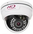 Новые купольные камеры MICRODIGITAL обладают расширенным динамическим диапазоном и ИК-подсветкой
